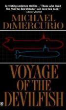 Voyage of the Devilfish, Dimercurio, Michael, Good Condition, Book