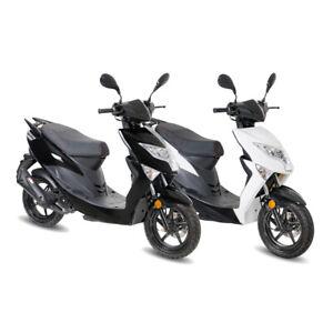 Scooter GMX 460 Sport B 45 kmh Euro 4 Norm sparsam Benzinroller Straßenzulassung