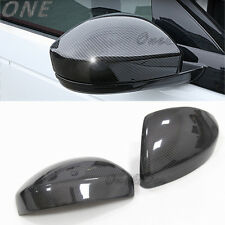 Carbon Fiber Mirror Cover Cap for Land Rover Range Rover Evoque Discovery F-Pace