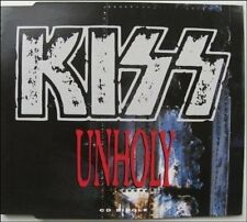 Kiss Unholy (1992) [Maxi-CD]