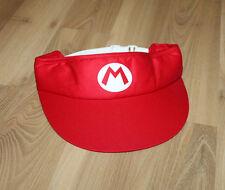 Super Mario Tennis Mario's Cap