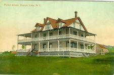 Tupper Lake NY The Prince Albert 1912