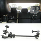 Video Camera Car Headrest Mount suitable for GoPro Camcorders  more