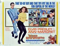 Viva Las Vegas Movie Poster