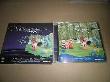 ANDREW DAVENPORT In the Night Garden Musical Journey BBC 2007 with slipcase