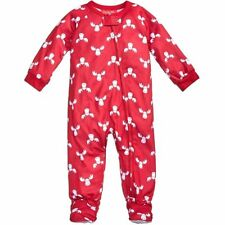 253c44e010 ... Brinkley Plaid 18 Months.  11.04 New. Family Pajamas Macy s Baby  Toddler 1-pc Footed Pajama B17104752 Moose Print Red