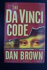 Dan Brown The Da Vinci Code - Large Print Edition Hardcover