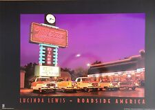 3 x 2 Ft Route 66 High Gloss Poster from Lucinda Lewis Metro