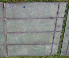 Copper Light  Window Glass Panels - #2