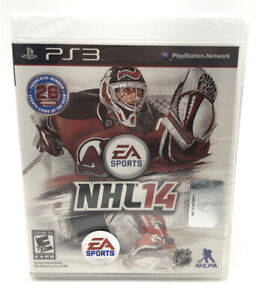 Sony Playstation 3 NHL 14 Factory Sealed EA Sports Hockey PS3 RARE To Find