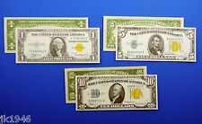 North Africa WWII Replica Currency Set WW2 Money Copy