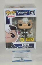 Josh Keaton Signed Autographed Voltron Shiro 478 Funko Pop Bas Coa H56105