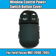 1x Window Switch For Ford Focus MK1 1998-2005 Master Front Driver Control Panel