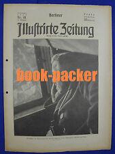 BERLINER ILLUSTRIRTE ZEITUNG 1924 Nr. 41: Wandlungen des politischen Gesichts