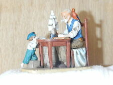 """Norman Rockwell """"For a Good Boy"""" Figurine 1980"""
