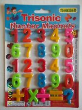 Children's Magnet Number Learning Set