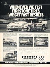 1990 Oldsmobile Cutlass Supreme Race Advertisement Print Art Car Ad J574