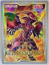 Yu Gi Oh Japanese Field Center Card Parallel Rare Red Nova Dragon Dragon