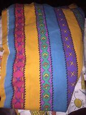 Disney Pocohantas Twin Sheet Flat 1985 Meeko