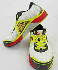 New Balance MR1190LB Running Shoes Mens Size 8 US WHITE BLACK YELLOW RED GRAY