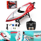 2.4GHz H106 RC Boats Capsize Recovery 20+ MPH Racing Boats with Battery Gift