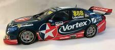 37633 2016 CRAIG LOWNDES RECORD BREAKER VORTEX HOLDEN COMMODORE 1:18 MODEL CAR