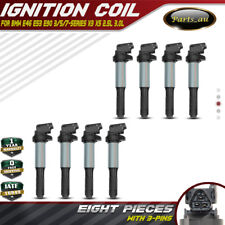8x Ignition Coils for BMW E53 E60 E63 E64 E65 E66 E70 545i 650i 735i 740i 750 X5