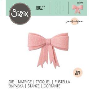 SIZZIX® BIGZ DIE - 3-D BOW by J.OGBORN™ RRP £14.99 NOW £11.99 (665198) FREE P&P