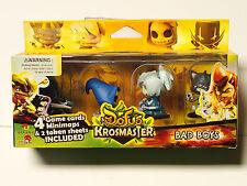 Krosmaster Arena Expansion #7: BAD BOYS (4 figures) Dofus/ Ankama