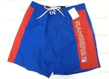 New York Rangers Men's G-III Large Outfield Volley Shorts 909