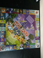 Monopoly The Disney Edition Waddingtons Replacement Game Board Spare