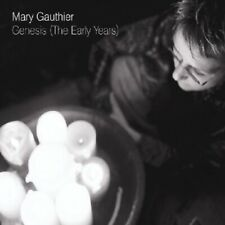 MARY GAUTHIER - GENESIS (THE EARLY YEARS)  CD NEW!