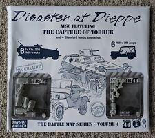 MEMOIR '44 Disaster at Dieppe Battle Map Board Game Expansion WW2 Days of Wonder