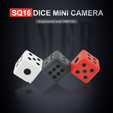 SQ16 1080P Detection Mini Hidden Camera DV DVR IR Night Vision Security Cam