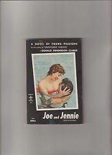 Joe And Jenny By Donald Henderson Clarke PB 1955
