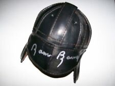 Sam Baugh Autographed Leather Mini Helmet