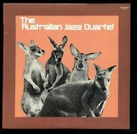 VINYL LP The Australian Jazz Quartet - Self-Titled Bethlehem NM 1A/1A deadwax
