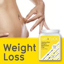 NIP & TUCK LIPOSUCTION WEIGHT REDUCTION PILLS WEIGHT LOSS SKINNY PILL SLIMMING