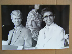 David Bowie - Nagisa Oshima - vera foto real photo vintage