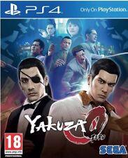 yakuza 0 PS4 Brand New & Sealed