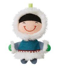 Hallmark Keepsake Kids Frosty Friends FROSTY PAL Felt Plush Ornament
