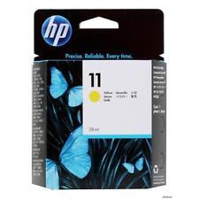 CARTUCHO HP 11 AMARILLO C4838A NUEVA ORIGINAL SELLADO