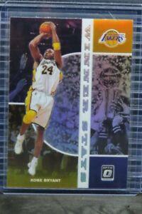 2019-20 Donruss Optic Kobe Bryant Holo Prizm Winner Stays #12 Lakers D297
