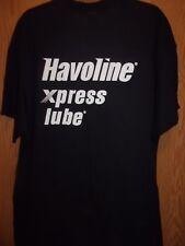 Havoline Xpress Lube black 2XL t shirt