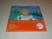 Disney Picture Story Book Pack - Includes 4 Books - New