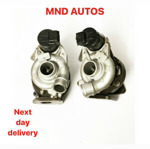 TURBOCHARGER 54399700061, 54399700062 LAND ROVER Range Rover 3.6 twin