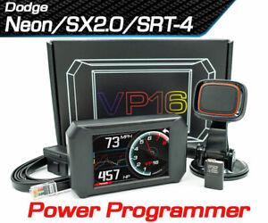 Volo Chip VP16 Power Programmer Performance Tuner for Dodge Neon/SX2.0/SRT4