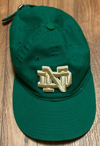Notre Dame New Era Fighting Irish Climalite Performance Stretch Hat New