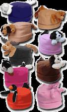 Bear Hands & Buddies Fleece Buddy Hat-FREE SHIP