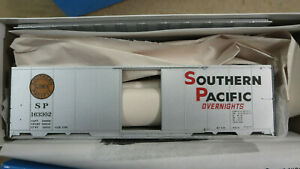 Gold Coast GCS-018 1937 AAR 40' Southern Pacific Door Box Car 1956 Kit S-Scale
